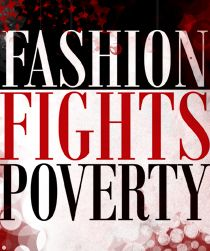 Check out Fashion Fights Poverty, a great charity that helps communities below the poverty line!