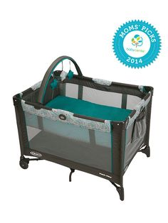 Portable and easy to use, the Graco Pack 'n Play On the Go play yard is a BabyCenter Top Pick.