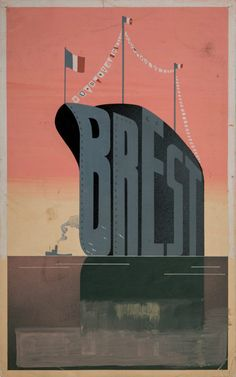 Old Fashion Image, Expositions, Vintage Travel, Les Oeuvres, Graphic Design, Boats, Steamers, A3, Trains