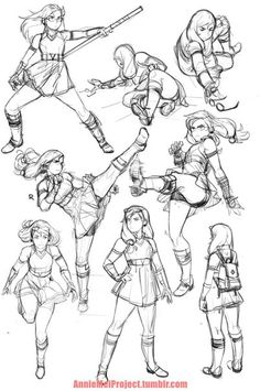 Figure Drawing Poses Meganssssssss — Annie Mei Project — action poses More - Action Pose Reference, Figure Drawing Reference, Drawing Reference Poses, Drawing Poses, Drawing Sketches, Eye Drawings, Anatomy Reference, Female Drawing, Drawing Tips