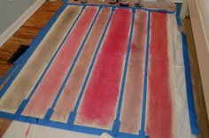 {IRON + TWINE}: DIY Anthropologie Tablecloth