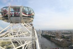 Pearls of Style   The London Eye