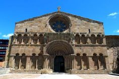 Iglesia de Santo Domingo, Soria http://destinocastillayleon.es/index/tren-campos-de-castilla/