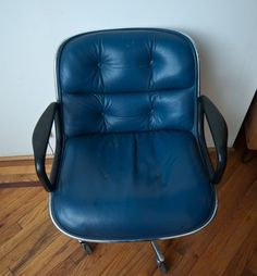 Charles Pollock Executive Office Chair #chicago #krrb