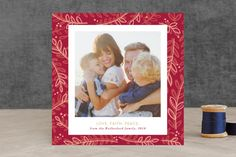 Send the wishes of love, faith and peace this holiday with this beautiful photo Christmas card from Minted by Seven Swans Christmas Photo Cards, Holiday Cards, Birthday Party Invitations, Wedding Invitations, Seven Swans, Personalized Stationery, Paper Goods, Your Cards, Thank You Cards