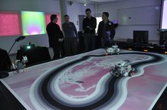 e-peel me off installation interactive avec robots, c. Installation Interactive, Robots, Les Oeuvres, Home Appliances, Contemporary Art, House Appliances, Robot, Appliances