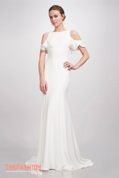 Theia Coutureis a hot label known for dressing celebrity A-listers in Hollywood, but has recently introduced the Theia White Collection. We're totally into glam and sparkly wedding gowns are made …