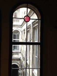 belső folyosó