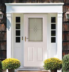 DECORATIVE LITE EXTERIOR STEEL DOOR UNIT