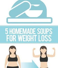 5 Homemade Soups To Help You Lose Weight