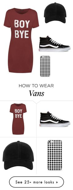 """"" by lexierose04 on Polyvore featuring Vans and rag & bone"