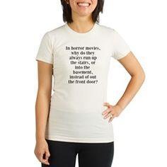 Horror Movies T-Shirt