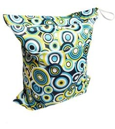 Print Baby Cloth Diaper Waterproof Zippered Wet/Dry Bags, Circle Print Alva http://www.amazon.com/dp/B00KNONDXY/ref=cm_sw_r_pi_dp_w2IStb0DDYTG5NTX