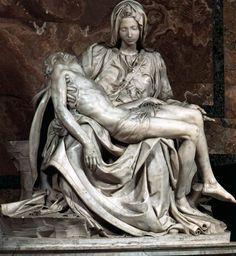 Michelangelo, Pietà, 1499