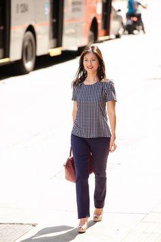blusa estampada Archives - Page 4 of 5 - Moda no Trabalho