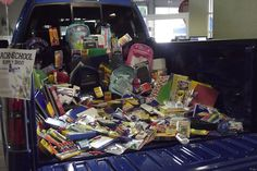 Back to School Supply Drive for Safehome