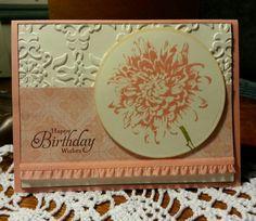 DIM Regarding Dahlias Brithday - Swap 2013 by jdmeeks - Cards and Paper Crafts at Splitcoaststampers