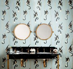 Image result for house of hackney monkey wallpaper