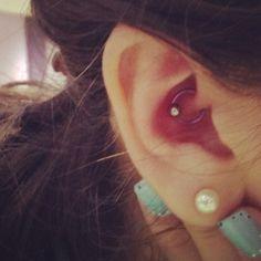 Pierced my daith! tattoos-and-piercings-3