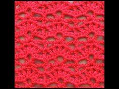 ¡CONCURSO! y... Guantes SIN DEDOS a Crochet (mitones) de ABANICOS - YouTube