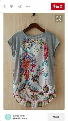 I want this! Stitch fix!