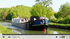 Enjoy a Relaxing Hotel Barge Cruise this Summer in Alsace or Burgundy