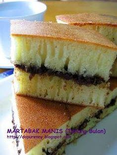 Enny's Kitchen: Martabak Manis (Terang Bulan) ala teflon
