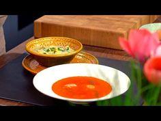 Erdélyi savanyú tojásleves - Borbás Marcsi szakácskönyve - YouTube Thai Red Curry, Ethnic Recipes, Youtube, Food, Essen, Meals, Youtubers, Yemek, Youtube Movies