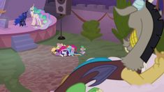 Image - Discord observes Mane Six from above Discord Me, Equestrian Girls, Mlp Pony, My Little Pony Friendship, Dog Love, Fandoms, Magic, Funny, Cute