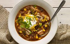 Top Pinned Slow-Cooker Recipes of 2017 The slow cooker is one of the most versatile cooking tools for good reason: It saves time and turns inexpensive tougher cuts of meat into tender delicacies after cooking all day. Its also a gre Crock Pot Recipes, Slow Cooker Recipes, Cooking Recipes, Chicken Recipes, Cooking For One, Fun Cooking, Cooking Tools, Cooking Steak, Batch Cooking