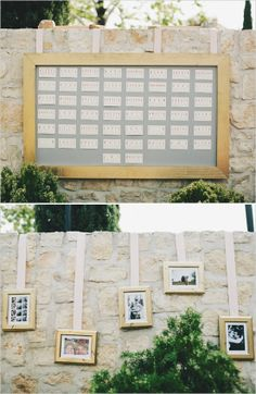 seating chart by in the now weddings and events