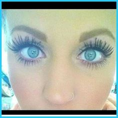 7528fb81c44 Can your mascara do this? Younique Fiber Lash Mascara Rocks To check out or  order our amazing Younique mascara!