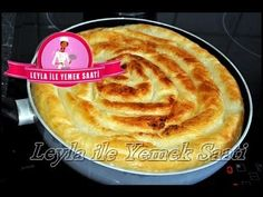 Tavada Sahte Su Böreği Tarifi | Leyla İle Yemek Saati