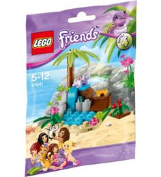 Lego 41041 Kilpikonnan pieni paratiisi | Karkkainen.com verkkokauppa. 4,50 €