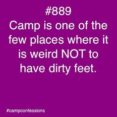 Confessions of campers, counselors, and life long outdoor enthusiasts. Feel free to contact us.
