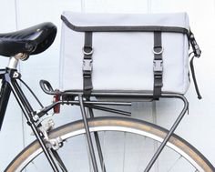 Beautiful #handmade #bicycle trunk bag! $79 FREE SHIPPING