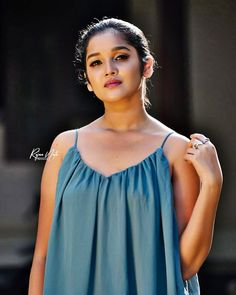 Photograph of Anikha Surendran PHOTOGRAPH OF ANIKHA SURENDRAN |  #ENTERTAINMENT #EDUCRATSWEB