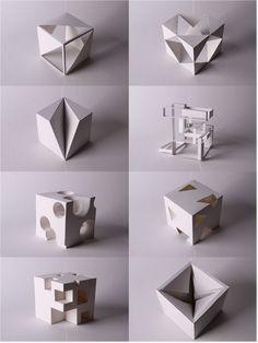 - About Design Folding Architecture, Concept Models Architecture, Maquette Architecture, Interior Architecture, Interior Design, Geometric Sculpture, Abstract Sculpture, Geometric Art, Graphisches Design