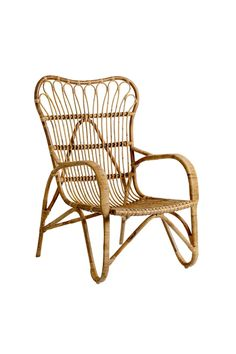A beautiful rattan lounge chair is the ultimate summer staple (and looks good year-round, too). Just add a cozy throw to make this piece an instant favorite. Rattan Armchair, Rattan Furniture, Accent Furniture, Outdoor Furniture, Rattan Chairs, Wood Chairs, Handmade Furniture, Swivel Chair, Chair Cushions