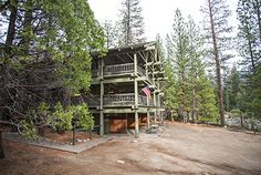 Cedar Grove Lodge at Sequoia Kings Canyon National Park
