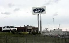 Ford plant in Avon Lake