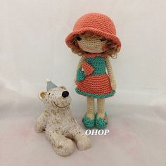 Suri Doll 19 March 2013 | OHOPSHOP | We love handmade!