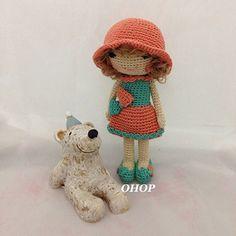 Suri Doll 19 March 2013   OHOPSHOP   We love handmade!