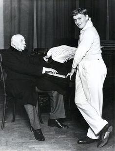 Edward Elgar & Yehudi Menuhin