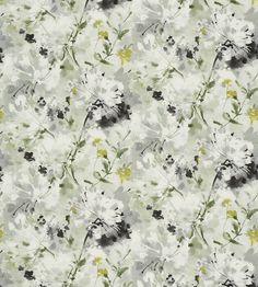 Autumnal Tones, Jewel Tones | Simi Fabric by Sanderson | Jane Clayton