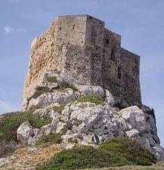 Castell de cabrera.