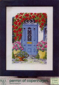 Permin 12-9465 - Blue Door 0