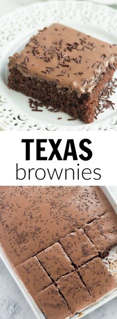 These Frosted Texas