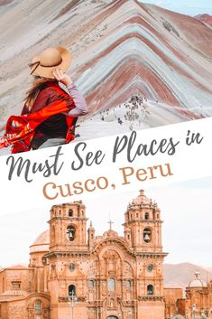 For your trip to Cusco, here are the experiences and must see sights to make your time in Cusco unforgettable. South America Destinations, South America Travel, Travel Destinations, Peru Travel, Solo Travel, Uganda Travel, Machu Picchu, Bolivia, Ecuador