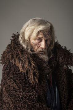 The Last Kingdom - Promo shot of Rutger Hauer Viking Men, Viking Warrior, Lagertha, Vikings, Symbole Viking, David Dawson, Rutger Hauer, The Last Kingdom, Shield Maiden
